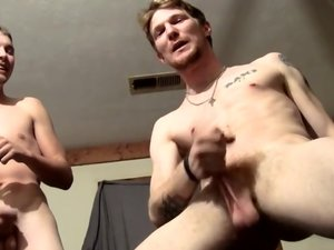 Ball Bouncing Boner Stroking - Ty Frost And Lee Barstow