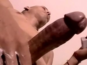 Slick Dick Jerk Off With Bruce - Bruce