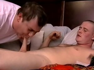 A Thick Straight Cum Load - Keith
