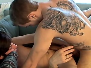 Hung Boy Worships A Jock - Kelly Cooper And Ayden James