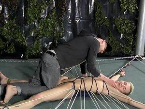 Adam Rides A Prisoner Cock - Reece Bentley And Adam Watson