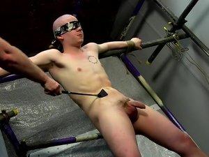 A Sensitive Cock Drained - Oliver Wyatt And Sebastian Kane
