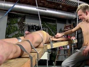 Cock Torture For Twinky Dean - Dean Essex And Reece Bentley