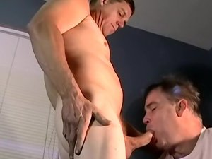 Daddy Gets His Dick Drained - Daddy