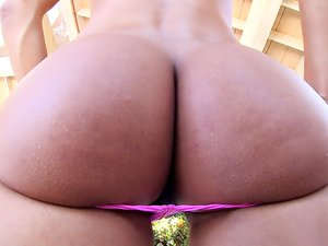 All Natural Brazilian Booty
