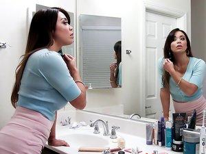 Mia Lelani & Karlo Karrera in My Friend's Hot Girl