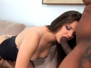 Bobbi Star hardcore anal interracial